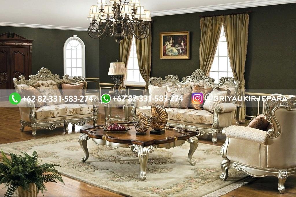sofa ruang tamu jati mewah griya ukir jepara 93 - 50+ Sofa Ruang Tamu Jati Murah