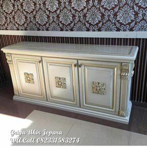Bufet Modern Warna Ivory BT-012