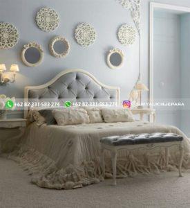 Tempat Tidur Jati Mewah Minimalis Klasik dan Ukiran Jepara 25 275x300 - 10+Model Tempat Tidur Modern Jati