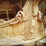 detail ukiran tempat tidur raja 150x150 - proses mentah tempat tidur mewah