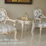 Kursi Sofa Teras Jati Klasik Murah