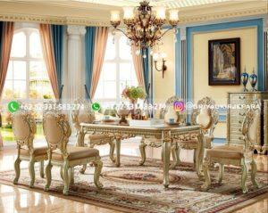 meja makan jati minerva 2 300x239 - 10+ Meja Makan Jati 8 Kursi Mewah