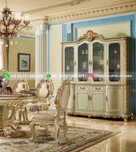 meja makan jati minerva 3 269x300 - 10+ Meja Makan Jati 8 Kursi Mewah