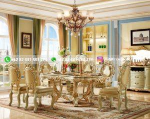 meja makan jati minerva 300x239 - 10+ Meja Makan Jati 8 Kursi Mewah