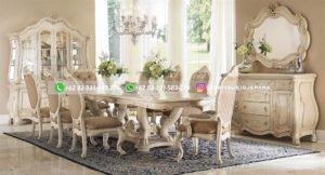 model meja makan jati mewah 300x162 - 10+ Meja Makan Jati 8 Kursi Mewah