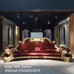 Sofa Ruang Tamu Jati Jackson Mewah
