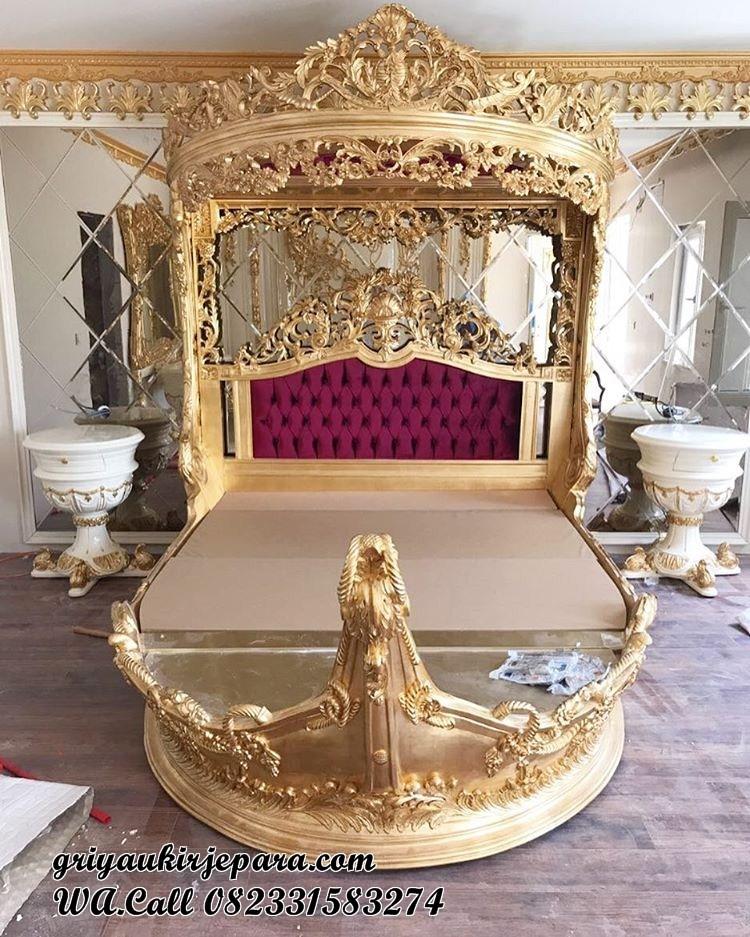 tempat ridur raja - Kamar Set Mewah Raja Model Kapal