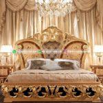 Tempat Tidur Jati Mewah Klasik Murah
