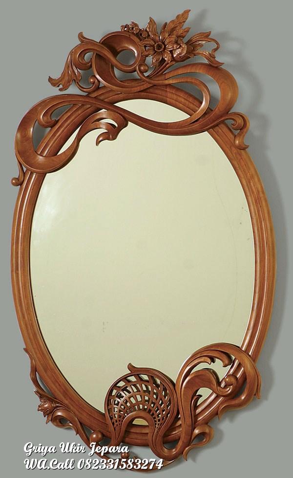 pigura cermin klasik