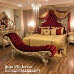 Set Kamar Tidur Pengantin Mewah BED-038