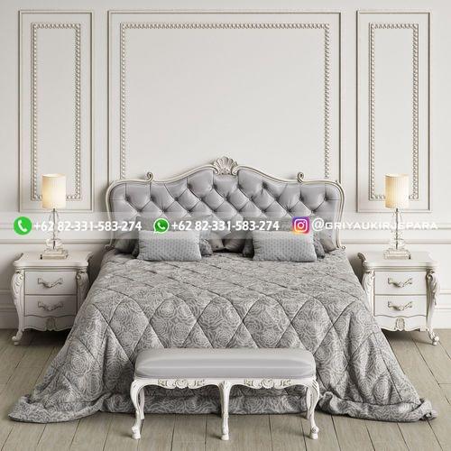 Tempat Tidur Jati Mewah Minimalis Klasik dan Ukiran Jepara 13 - 10+ Model Tempat Tidur Jati Mewah