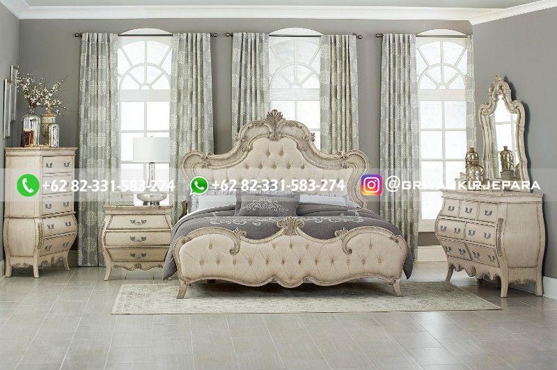 Tempat Tidur Jati Mewah Minimalis Klasik dan Ukiran Jepara 33 - 10+ Model Tempat Tidur Jati Mewah