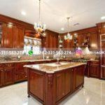 30+ Meja Kitchen Set Jati Mewah Minimalis dan Klasik Ukiran Jepara
