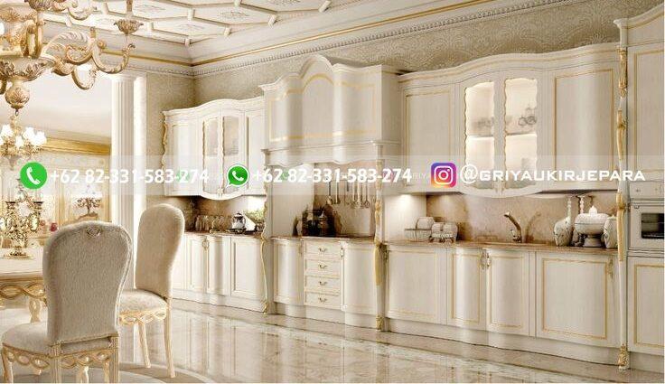 kitchen set jati minimalis mewah klasik ukiran 58 e1604979870896 - 10+ Kitchen Set Jati Minimalis Mewah Klasik Jepara