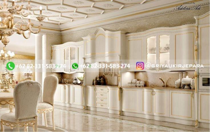 kitchen set jati minimalis mewah klasik ukiran 58 - 10+ Kitchen Set Jati Minimalis Mewah Klasik Jepara