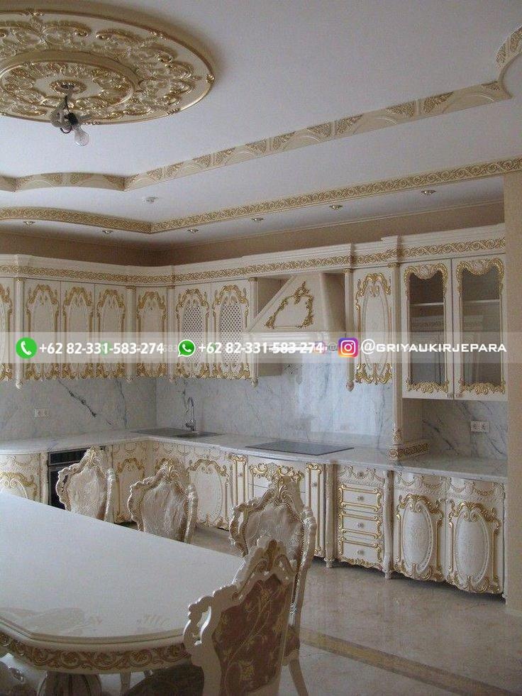 kitchen set jati minimalis mewah klasik ukiran 62 - 10+ Kitchen Set Jati Minimalis Mewah Klasik Jepara