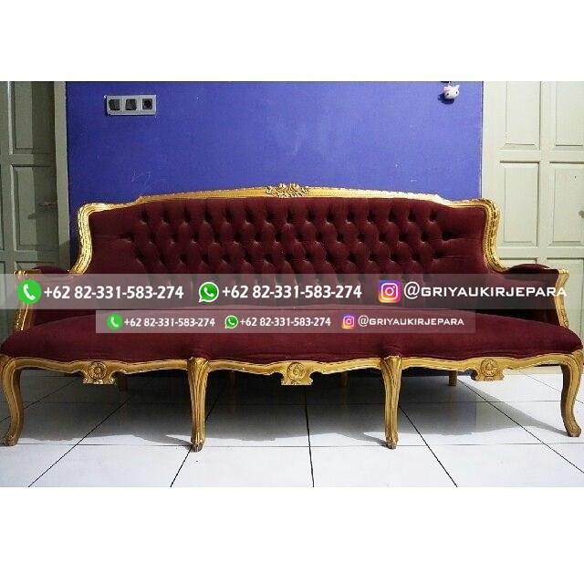 sofa ruang tamu jati 2 - 100+ Model Sofa Ruang Tamu Jati Mewah