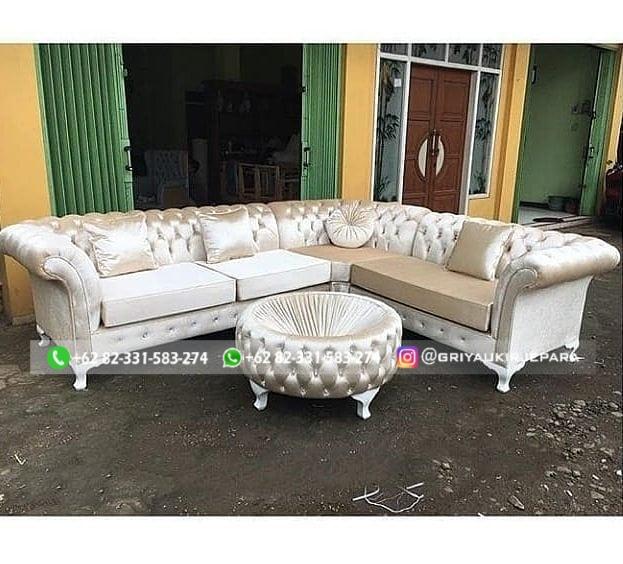 sofa ruang tamu sudut jati 2 - 15 Model Sofa Sudut Jati Harga Murah