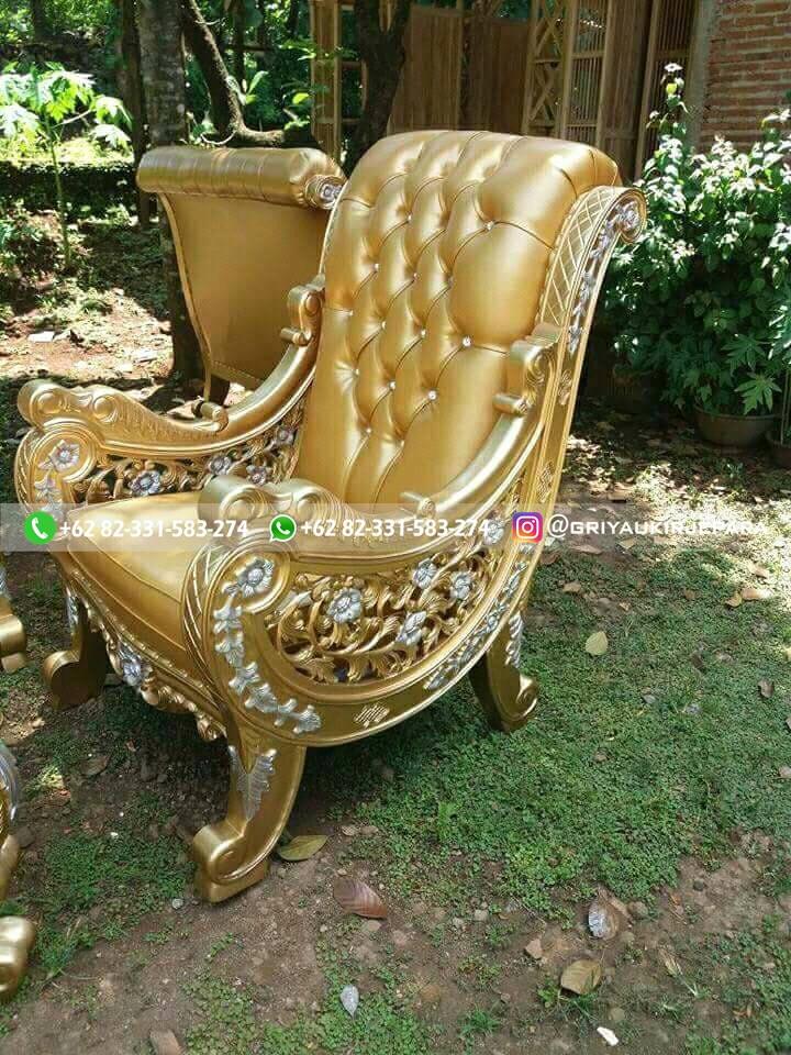 sofa tamu jati raffi ahmad4 - Sofa Ruang Tamu Jati Raffi Ahmad