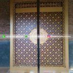 replika pintu masjid nabawi 2 150x150 - meja makan ukiran