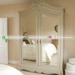 lemari pakaian jati modern 11 300x300 - 20+ Model Lemari Pakaian Jati Pintu 2