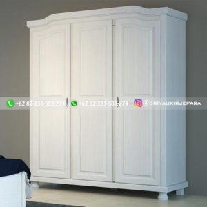 lemari pakaian jati modern 27 300x300 - 20+ Model Lemari Pakaian Jati Terbaru 2020