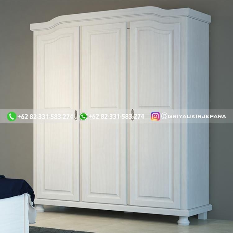 lemari pakaian pintu 3 minimalis murah