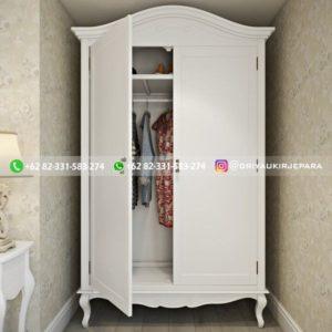 lemari pakaian jati modern 29 300x300 - 20+ Model Lemari Pakaian Jati Pintu 2