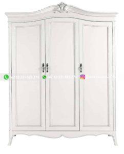lemari pakaian jati modern 31 242x300 - 20+ Model Lemari Pakaian Jati Terbaru 2020