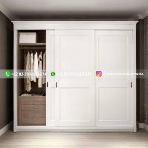 lemari pakaian jati modern 42 300x300 - 20+ Model Lemari Pakaian Jati Terbaru 2020