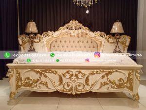 tempat tidur mewah 1 300x226 - Kamar Set jati Mewah Classic