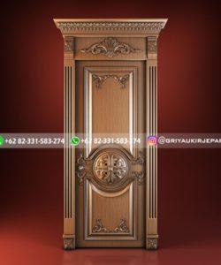 Kusen Pintu Jati Jepara 106 250x300 - 10+ Model Pintu Kamar Kayu Jati
