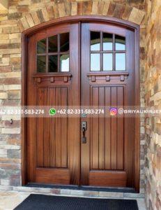 Kusen Pintu Jati Jepara 107 231x300 - 17+Model Pintu Rumah Lengkung