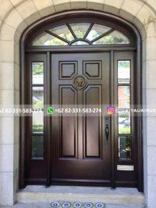Kusen Pintu Jati Jepara 114 225x300 - 17+Model Pintu Rumah Lengkung