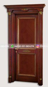 Kusen Pintu Jati Jepara 117 164x300 - 10+ Model Pintu Kamar Kayu Jati