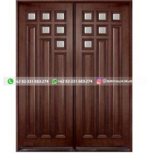 Kusen Pintu Jati Jepara 125 294x300 - Pintu Jati Pintu Utama Pintu Kamar Jati