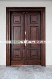 Kusen Pintu Jati Jepara 129 200x300 - Pintu Jati Pintu Utama Pintu Kamar Jati