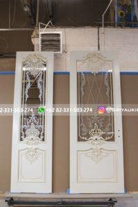 Kusen Pintu Jati Jepara 133 200x300 - Pintu & Jendela Jati Terbaru