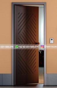 Kusen Pintu Jati Jepara 17 195x300 - Pintu Jati Minimalis Panel Kotak Mewah