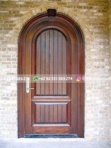 Kusen Pintu Jati Jepara 27 225x300 - 17+Model Pintu Rumah Lengkung