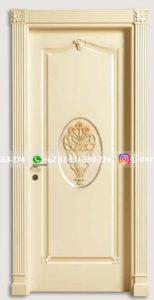 Kusen Pintu Jati Jepara 3 154x300 - Pintu Kamar Pintu Rumah Kayu Jati Warna Putih Minimalis