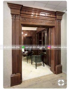 Kusen Pintu Jati Jepara 31 235x300 - Kusen Pintu Masuk Jati