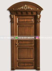 Kusen Pintu Jati Jepara 47 219x300 - 10+ Model Pintu Kamar Kayu Jati