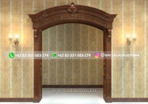 Kusen Pintu Jati Jepara 5 300x212 - Kusen Pintu Masuk Jati