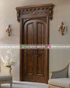 Kusen Pintu Jati Jepara 51 238x300 - 10+ Model Pintu Kamar Kayu Jati