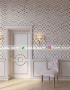 Kusen Pintu Jati Jepara 9 233x300 - Pintu Kamar Pintu Rumah Kayu Jati Warna Putih Minimalis