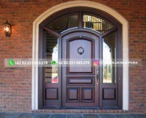 Kusen Pintu Jati Jepara 99 300x243 - 17+Model Pintu Rumah Lengkung
