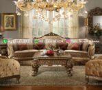 Sofa Ruang Tamu Jati Iriana