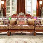 Sofa Ruang Tamu Jati Mewah Jackson