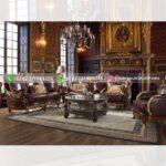 Sofa Ruang Tamu Jati Artemio